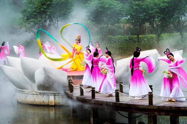 山水为载体 文化为灵魂 抚州市致力于打造全国全域文化旅游知名目的地